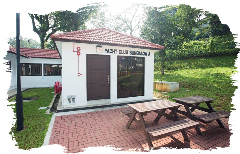 CSC Changi Bungalow(2 - room)
