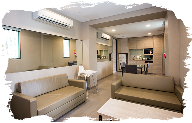 CSC Changi Family Suite Plus